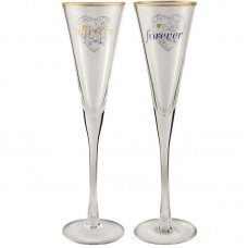 Always - Forever champagneglazen