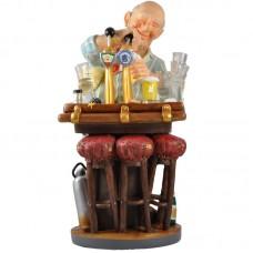 Barkeeper beeldje van Profisti