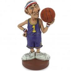 Basketballer beeldje van Warren Stratford 6003