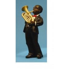 Beeldje All That Jazz Bariton (saxhoorn)