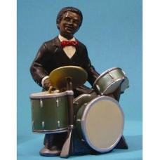 Beeldje All That  Jazz drumstel - drummer