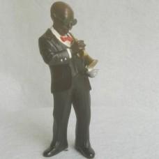 Beeldje All That Jazz trompettist ( trompet down)
