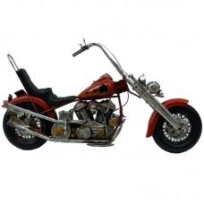Easy Rider Harley Davidson chopper van blik