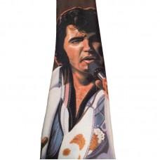 Elvis stropdas - latere jaren Ralph Marlin