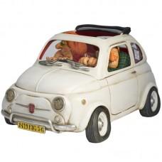 Fiat 500 - the Little Jewel van Forchino