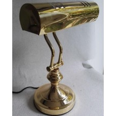 MadDeco Tafellamp  bankierslamp pianolamp  messing