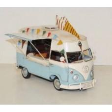 MadDeco Volkswagen Split - window - ijskraam - VW bus met licentie