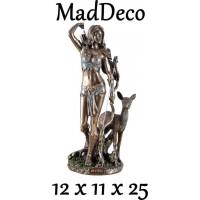MadDeco - beeldje - Artemis - Griekse - godin - jacht
