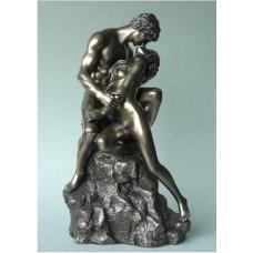 MadDeco  beeldje - verliefd  stel  man - vrouw