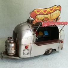 MadDeco - blikken - hotdog - kraam - airstream - caravan