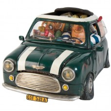 Mini Cooper beeldje van Forchino