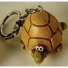 Schildpad als sleutelhanger Paolo Chiari pc8625