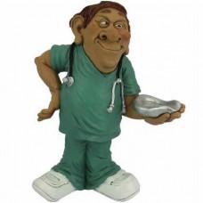 Verpleger beeldje van Warren Stratford