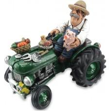 spaarpot boer tractor warren stratford