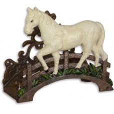 tuinslang houder paard maddeco