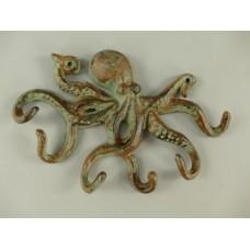 MadDeco - metaal - kapstok - octopus