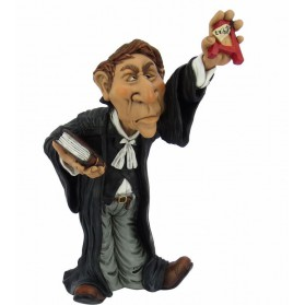 Advocaat beeldje Warren Stratford 2961