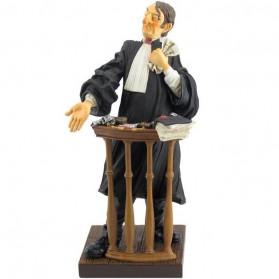 Advocaat beeldje van Forchino