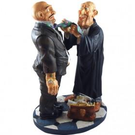 Advocaat beeldje van Profisti