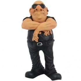 Beveiliger Security beeldje Warren Stratford 0119