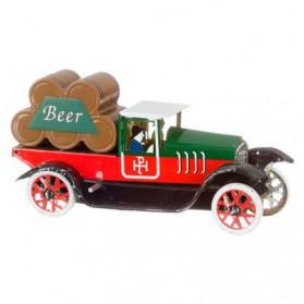 Bierauto blikken speelgoed Paya replica 799jm