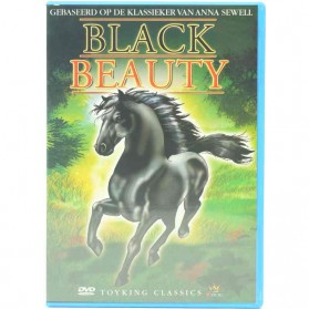 Black Beauty tekenfilm op DVD