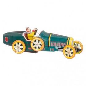 Blikken Bugatti racewagen uit 1930 Paya replica 928jm