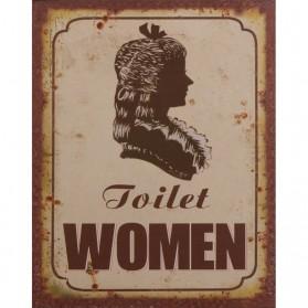 Blikken toiletbordje dames toilet 310tn