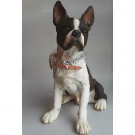Boston Terrier beeldje slechts 1 beschikbaar