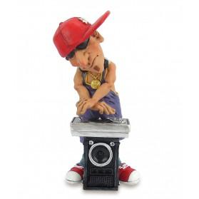 DJ Disc Jockey beeldje Warren Stratford 9302
