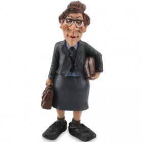 Directrice van school - lerares beeldje Warren Stratford 8339
