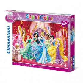 Princess the Dance Disney kinderpuzzel van Clementoni