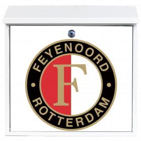 Feyenoord Rotterdam brievenbus - ook andere clubs mogelijk