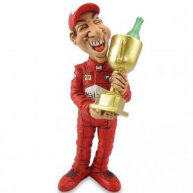Formule 1 coureur beeldje Warren Stratford 5349