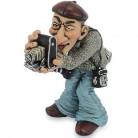 Fotograaf met antieke camera beeldje Warren Stratford 1302