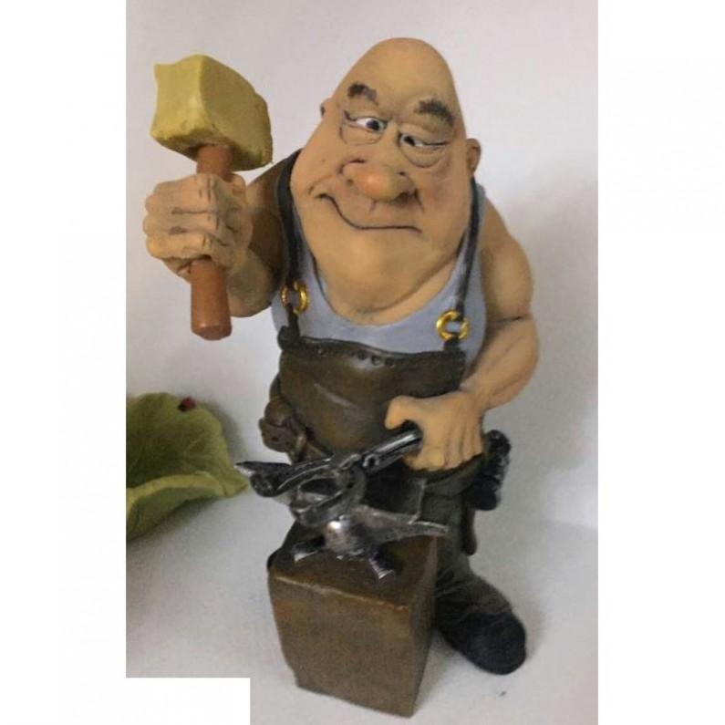 Hoefsmid beeldje Warren Stratford Funny Jobs 948ims