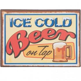 Ice cold beer on tap koelkastmagneet 2491y6