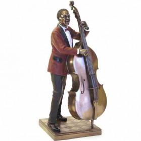 Bas van Le monde du jazz beeldje