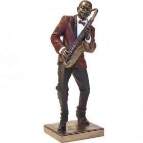 Saxofoon van Le monde du jazz beeldje