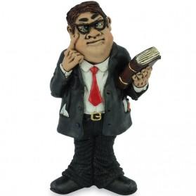 Leraar - advocaat beeldje Warren Stratford 0302