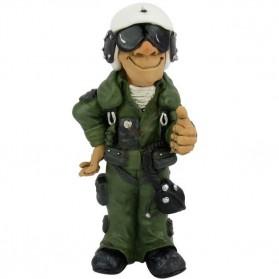 Luchtmacht piloot beeldje Warren Stratford 0861