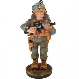 Militair - soldaat beeldje van Profisti