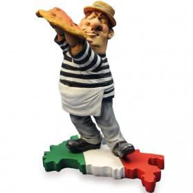 Pizzabakker beeldje Warren Stratford 2502