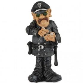 Politieagent beeldje Warren Stratford 1002