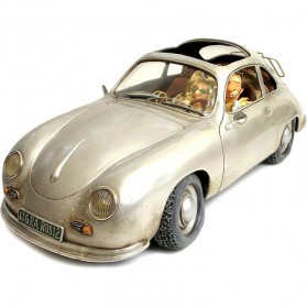 Porsche 356 - the Business Trip van Forchino