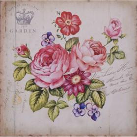 Royal Botanic Garden decoratie bordje