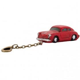 Porsche 356 sleutelhanger Clayre and Eef