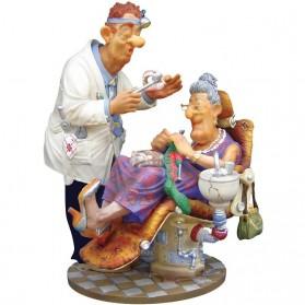 Tandarts beeldje van Profisti