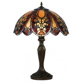 Tiffany stijl klassieke tafellamp 111ft
