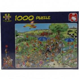 Nijmeegse vierdaagse Jan van Haasteren puzzel 1000 stukjes
